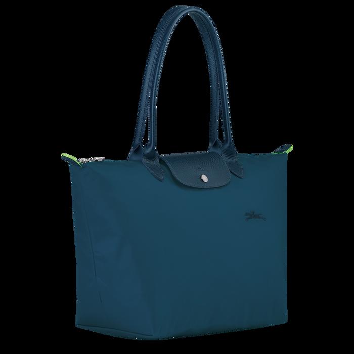 Le Pliage Green Shopper L, Ozeanblau