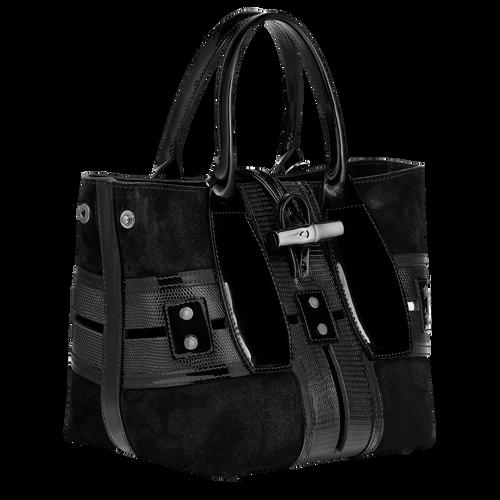 手提包, 黑色/烏黑色 - 查看 2 5 -
