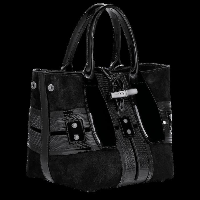 手提包, 黑色/烏黑色 - 查看 2 5 - 放大
