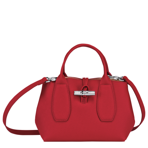 Top handle bag S, Red, hi-res - View 1 of 4