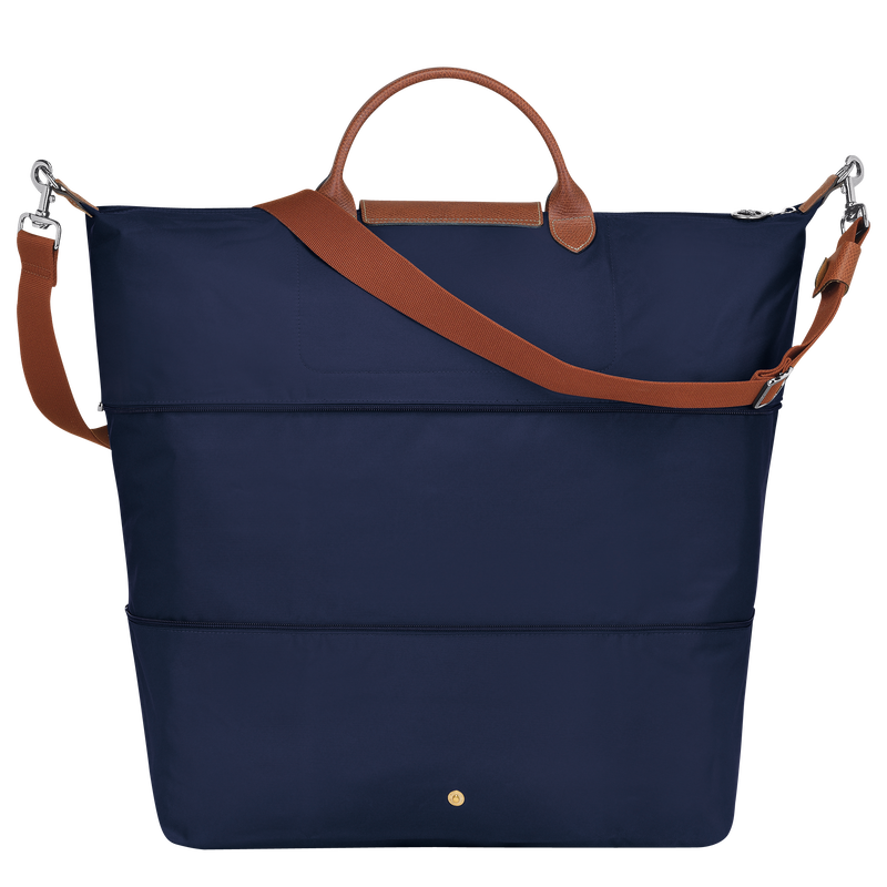 Le Pliage Travel bag expandable, Navy