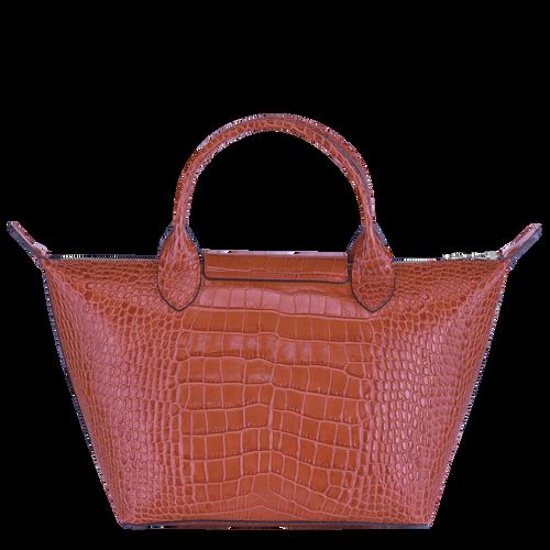 Le Pliage Cuir Handtasche S, Koralle