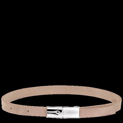 Ladies' belt, Hazelnut, hi-res - View 1 of 1