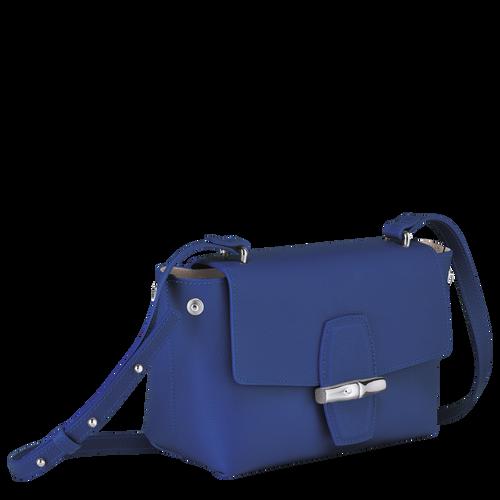 Roseau Crossbody bag S, Blue