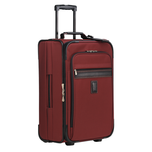 Cabin suitcase, Red lacquer - View 2 of 3 -
