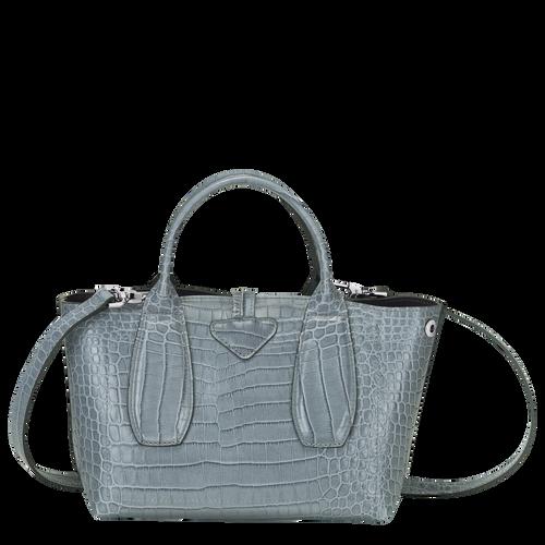 Top handle bag S, Sage - View 4 of  4 -