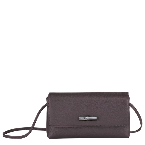 Pouch, Aubergine - View 1 of 3 -