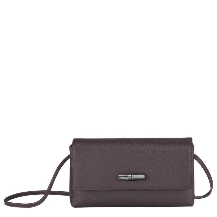 Pouch, Aubergine - View 1 of 3 - zoom in