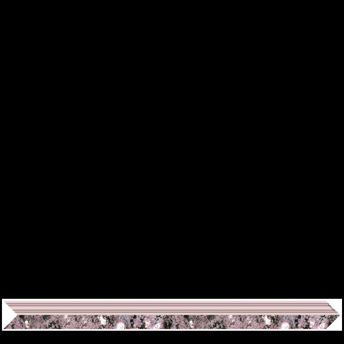 2021 봄/여름 컬렉션 실크 리본, 핑크