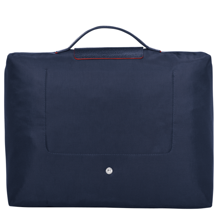 Briefcase S, Navy - View 3 of  5 - zoom in