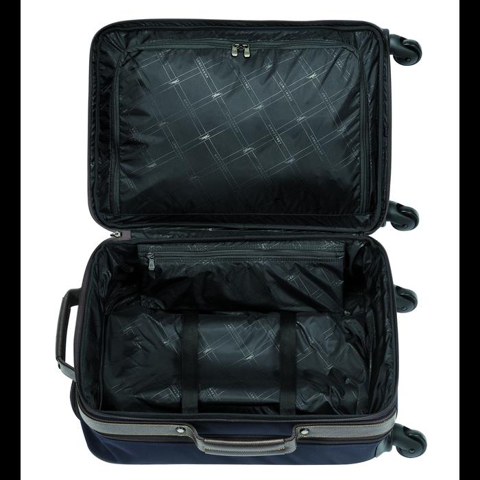 Valise cabine, Bleu - Vue 3 de 3 - agrandir le zoom