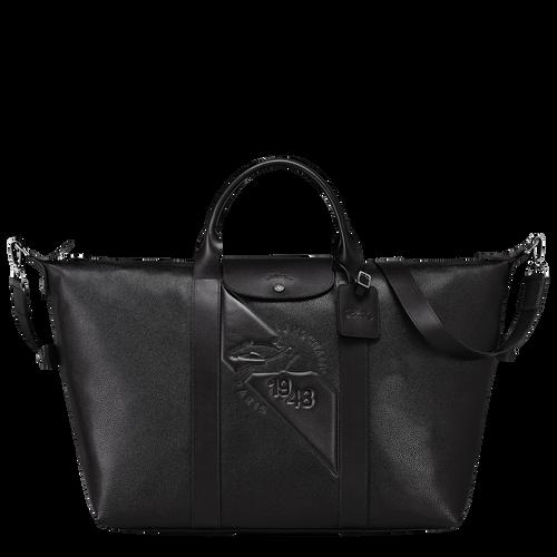 Travel bag L, Black/Ebony - View 1 of  3 -