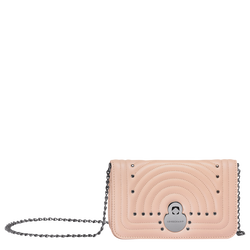 Wallet on chain, P13 Antique Pink, hi-res