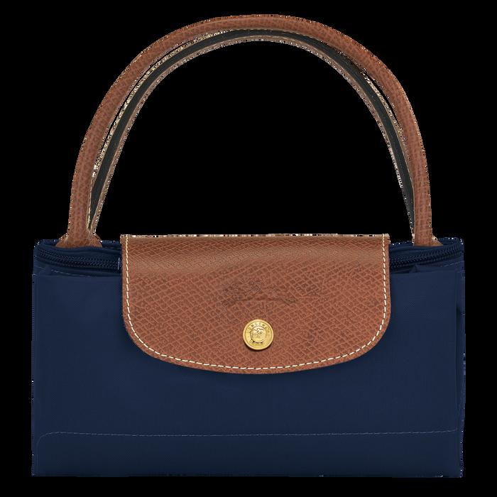 Le Pliage 原創系列 手提包 S, 海軍藍色