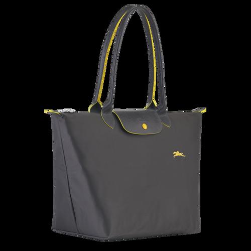 Shoulder bag L, Gun Metal - View 2 of  6 -
