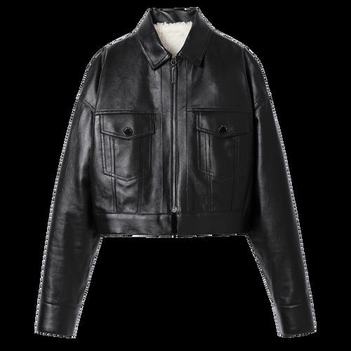 View 1 of Jacket, 001 Black, hi-res