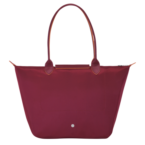 Shoulder bag L, Garnet red - View 3 of  5 -