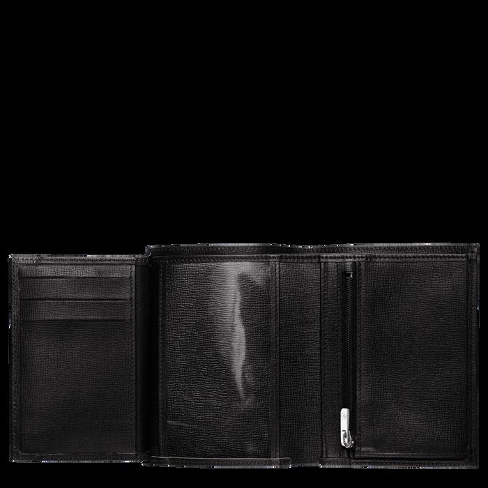 Portefeuille, Noir/Ebène - Vue 2 de 2 - agrandir le zoom
