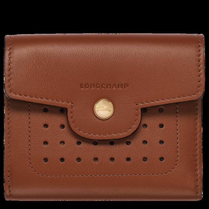 Compact wallet, Cognac - View 1 of  2 - zoom in