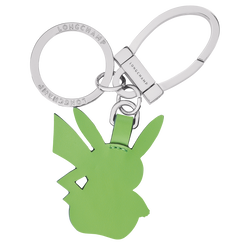 Green Pikachu key ring