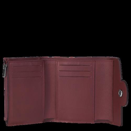 Kompakt-Brieftasche, E78 Brandy, hi-res