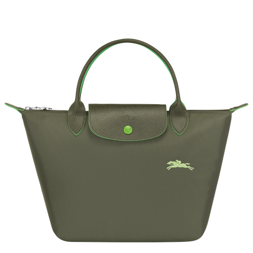 Top handle bag S, Longchamp Green - View 1 of 5 -