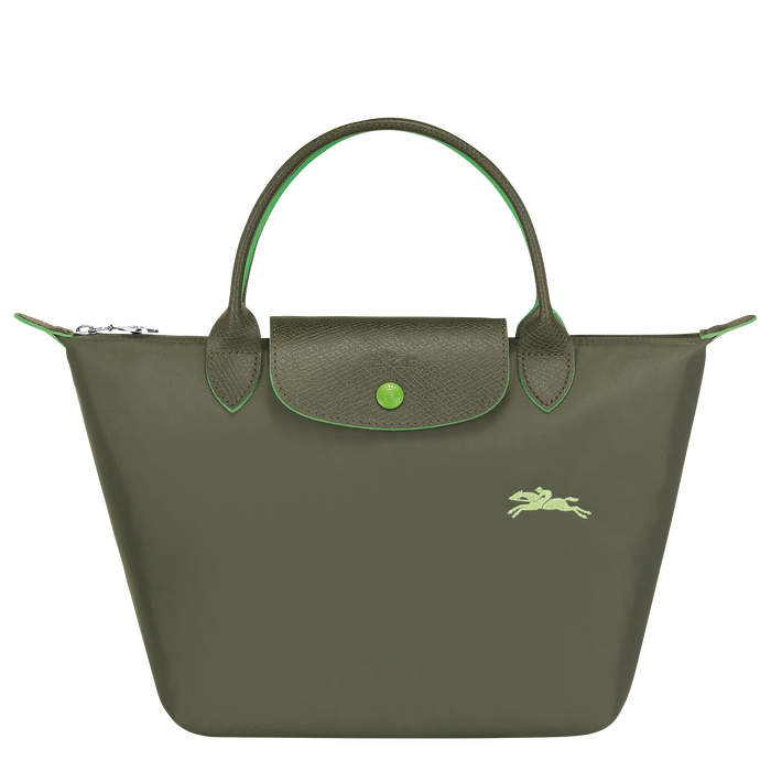 Top handle bag S, Longchamp Green - View 1 of 5 - zoom in