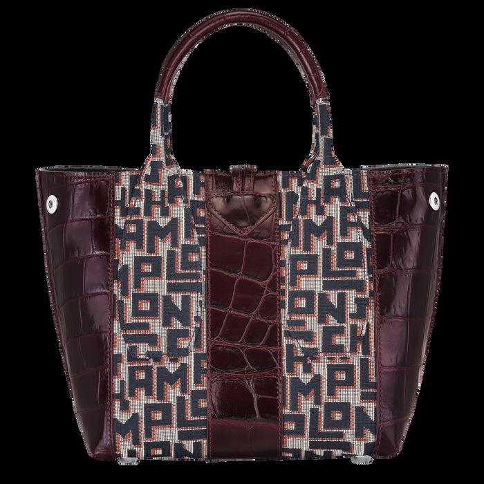 Top handle bag, Mahogany - View 4 of 4 - zoom in