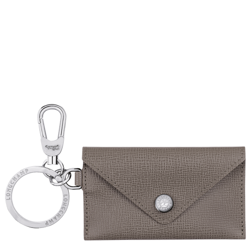 Le Pliage Néo Envelope key ring, Taupe
