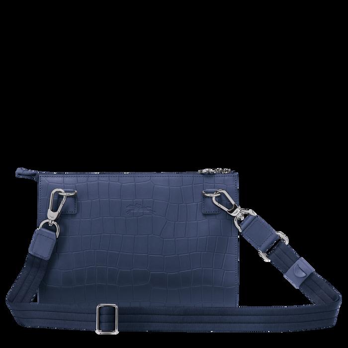 斜背袋, 海軍藍色 - 查看 3 3.0 - 放大