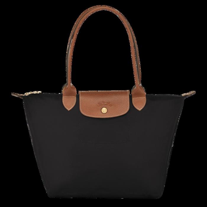 Shoulder bag S, Black/Ebony - View 1 of  4 - zoom in