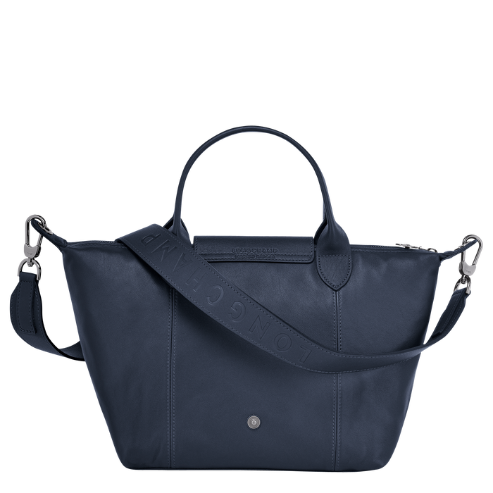 Top handle bag, Navy, hi-res - View 3 of 3