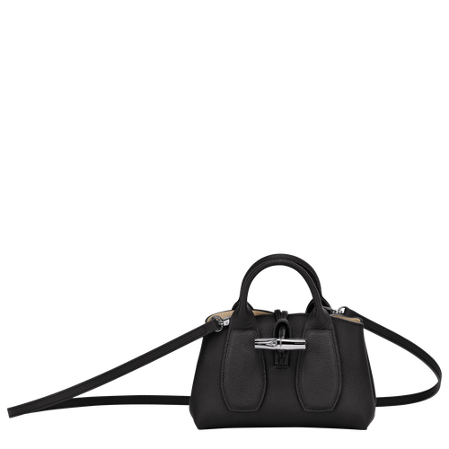 Top handle bag S, Black, hi-res - View 1 of 4