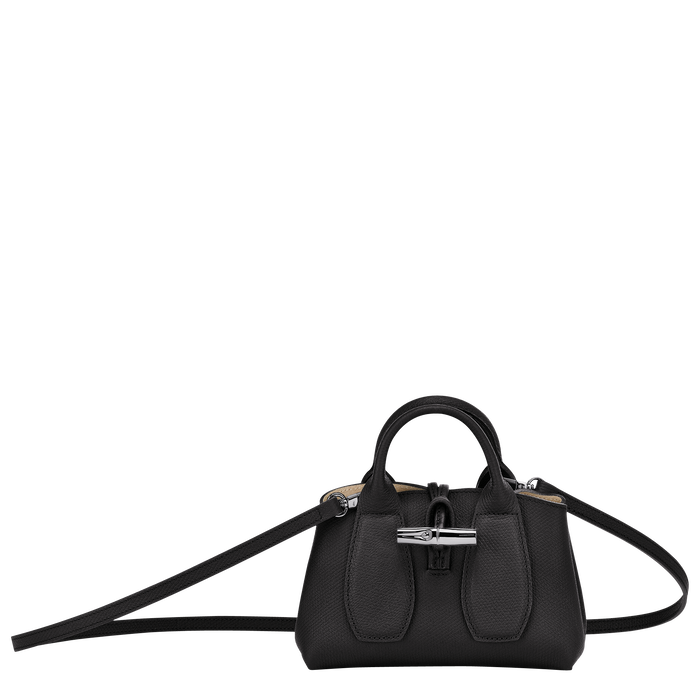 Top handle bag S, Black, hi-res - View 1 of 4