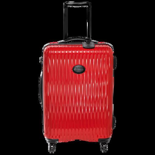 Koffer, Rood - Weergave 1 van  3 -