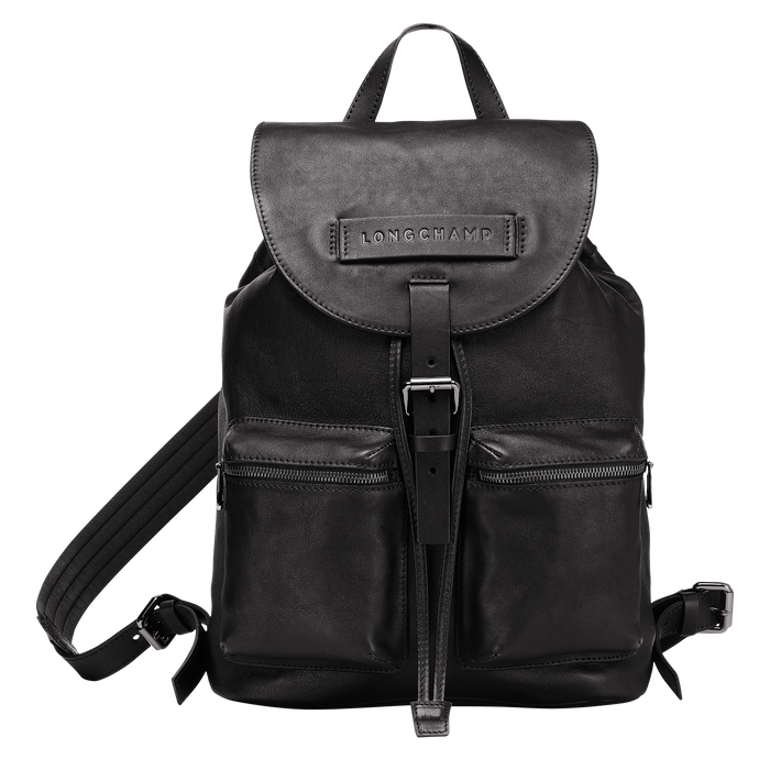 Backpack M, Black/Ebony - View 1 of 3 - zoom in