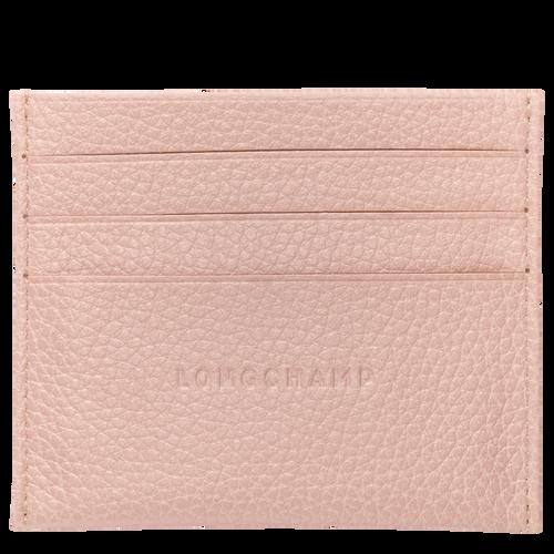 Porte-cartes Le Foulonné Poudre (L3219021507) | Longchamp LU