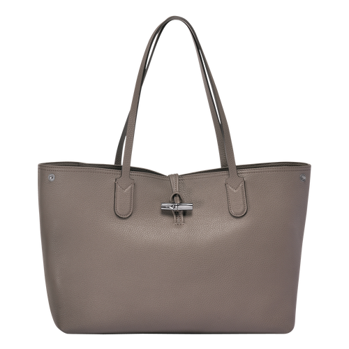 Shoulder  bag L, Grey, hi-res - View 1 of 3