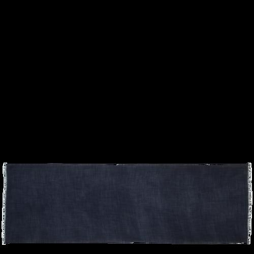 Colección primavera-verano 2021 Estola de mujer, Azul Oscuro