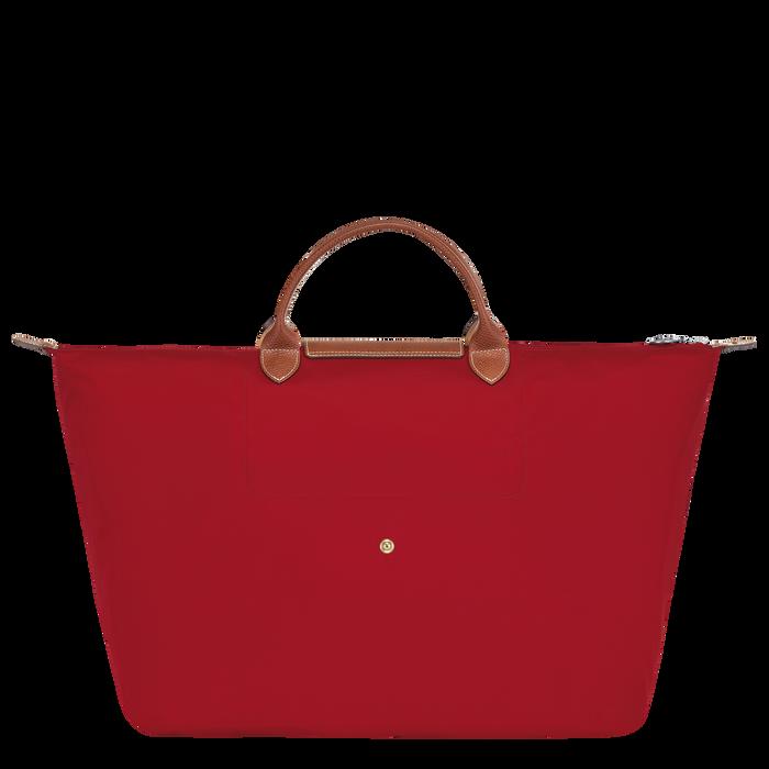Reisetasche L, Rot - Ansicht 3 von 6 - Zoom vergrößern