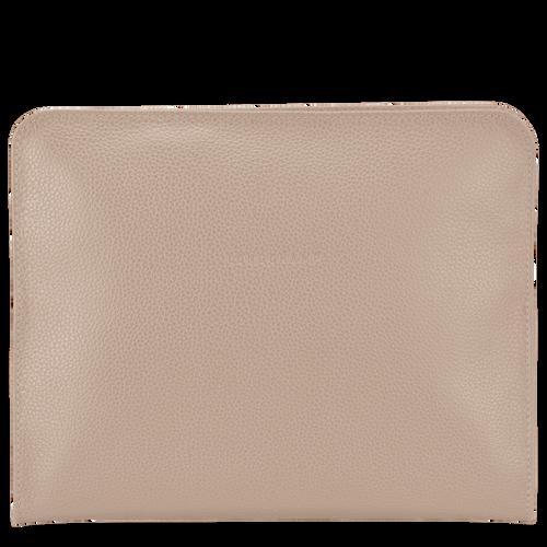 Le Foulonné iPad® case, Beige