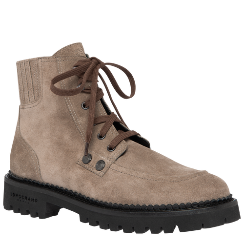 Ankle boots, Taupe - View 2 of 2 -