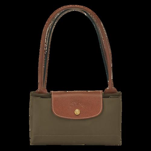 Shoulder bag S, Khaki, hi-res - View 4 of 4