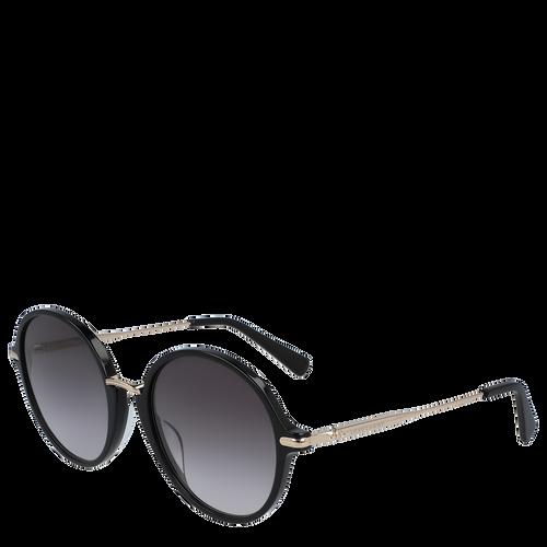 Sunglasses, Black, hi-res - View 3 of 3
