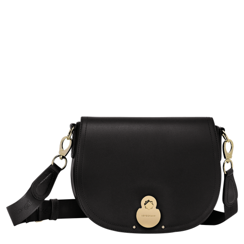 Crossbody bag, Black/Ebony - View 1 of  3 -