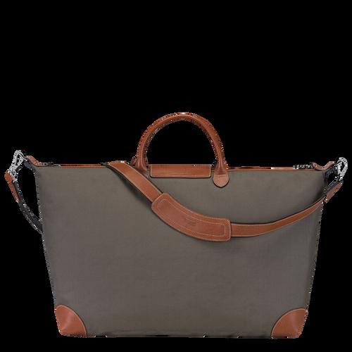 Reisetasche XL, Braun - Ansicht 3 von 3 -