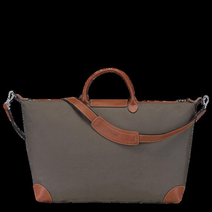 Reisetasche XL, Braun - Ansicht 3 von 3 - Zoom vergrößern