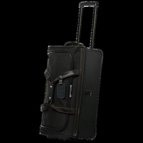 Wheeled duffle bag, Black/Ebony - View 2 of  3 -