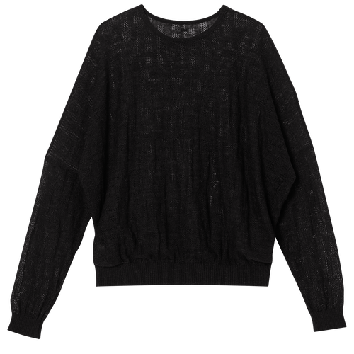 Pullover, Black, hi-res - View 1 of 1