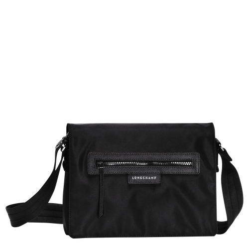 Hobo bag, 001 Black, hi-res
